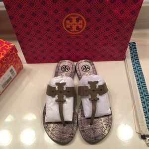 Tory Burch Moore sandal/size 7